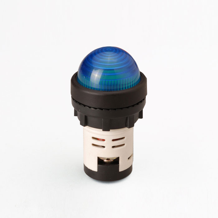 Factory price good quality 22mm 220v indicator led light