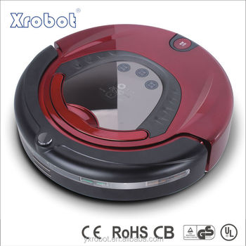 Energy-saving industri robot vacuum cleaner for family, with convenient assembly part