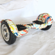 2016 NEWEST 10' wheel2 wheels powered unicycle smart drifting self balance scooter two wheel brand electric scooter drift style