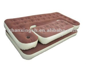 Durable Customized Design PVC Air Bed Inflatable Mattress/Inflatable Car Bed/Inflatable Air Bed