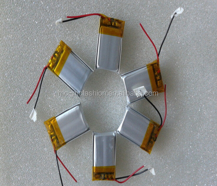 high rate high capacity mini li-ion battery 3.7v 1000mah helicopter battery