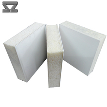 Factory wholesale frp board production prices hard foam pu sandwich panel india