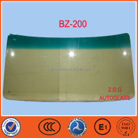 automobile laminated windshields
