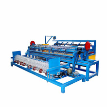 Full Automatic chain link fence making machine for sale (Gold Supplier/Direct Manufacture in China/ISO90