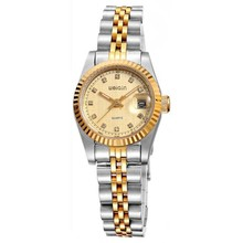 Alibaba Most popular All Stainless Steel Watch For Large Wrist Women