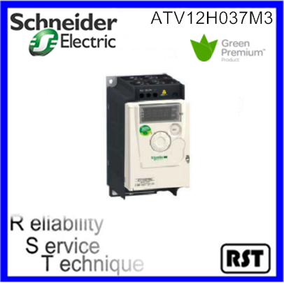 ATV12H037M3 original Schneider 370W 240v dc ac power variable speed drive inverter