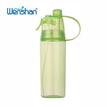 Private Logo Camping Plastic Mist Spray Water Bottle With Spray 600ML