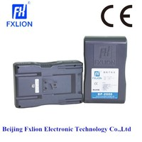 Broadcast Camera Li ion Battery 130Wh with V mount Rechargeable Battery