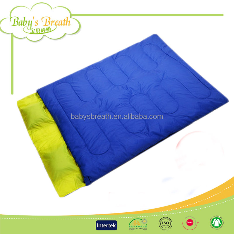 BSB1429 Sleeping Bags Low Price High Quality Fashion 2 Person Sleeping Bag