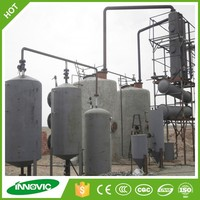 Waste Tyre/Plastic/Oil Recycling Prodcution Line Oil Recycling Center