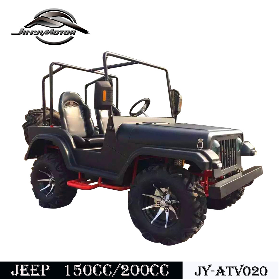 CE Approved Adult 200cc / 150cc 2 seat Cheap Dune Buggy for sale