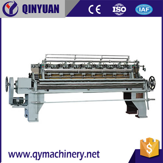 Qinyuan QY- 76-3C multi needle shuttle quilting machine / textile machine