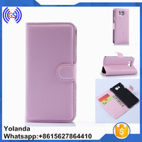 Guangzhou GS Leather Case Cover For Cherry Mobile Flare S3 Lite Mobile Phone Accessories