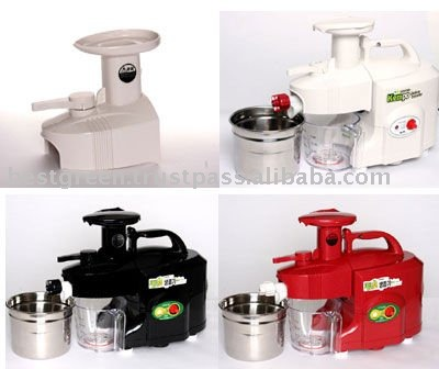 Juice Extractor Kempo Twin Gear Juicer