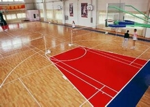 PVC Vinyls Sports Basketball Sports Flooring/Mats