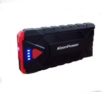 500A Peak Jump Starter Lithium ion Phone Charger and Battery Booster Power Pack for Automotive