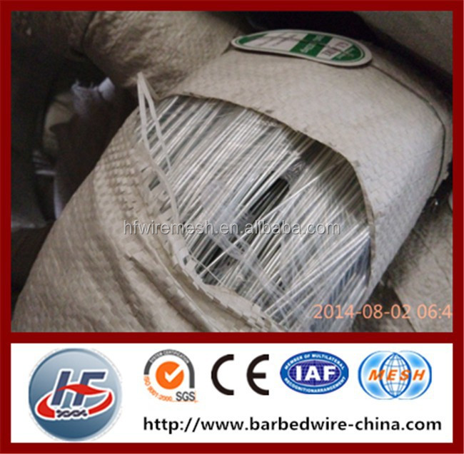 China supplier excellent BWG various from 8# to 33# wire gauge galvanized wire for sale,cold-drawing galvanized wire