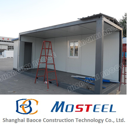 Beautiful moudle smart container kiosk prefabricated house for Smart house container