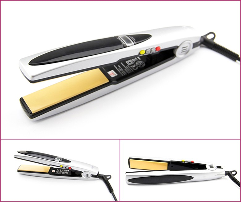 New Flat Straightening Iron Styling Tool Professional gorgeous LED Hair Straightener