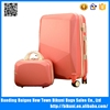 Hot sale 20 inch high quality universal wheel trolley bag ABS diamend shape luggage trolley case with handbag