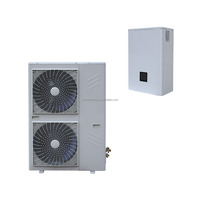 Air source DC inverter split type heat pump