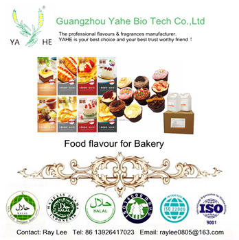 Cake flavour used for Bakery,Jelly,Beverages, Confectionary,Ice cream,Food Additive