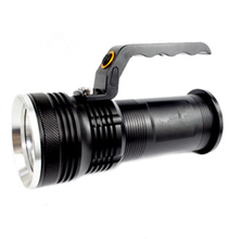 3w aluminum alloy outdoor portable powerful led searchlight for camping