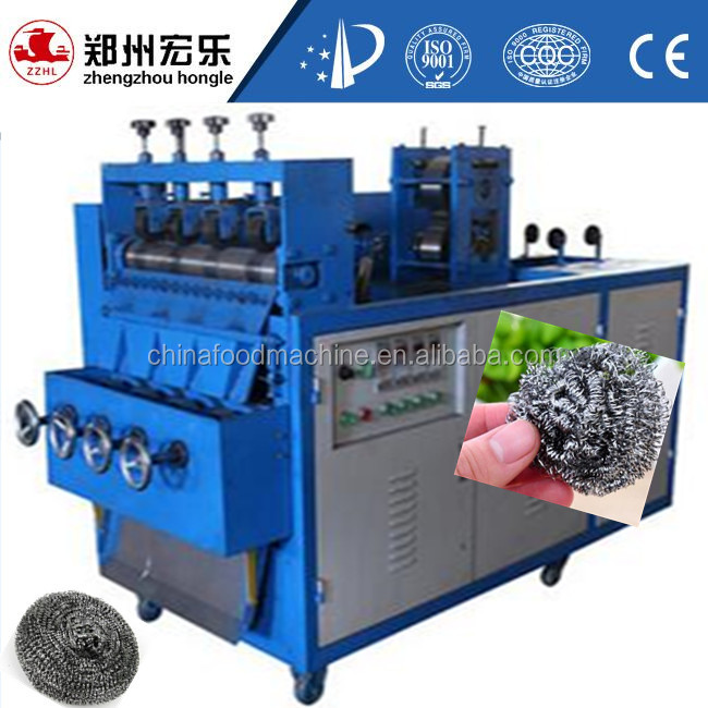 Net Scourer Making Machine/Knitting Scourer Machine