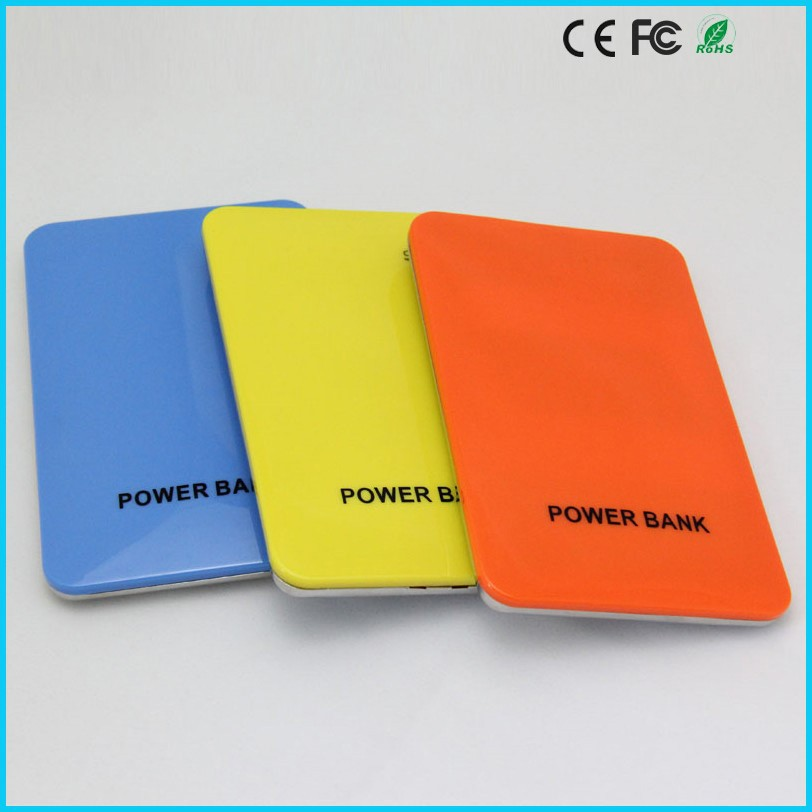 Candy custom 10000mAh power bank mobile portable charger Manufactory price