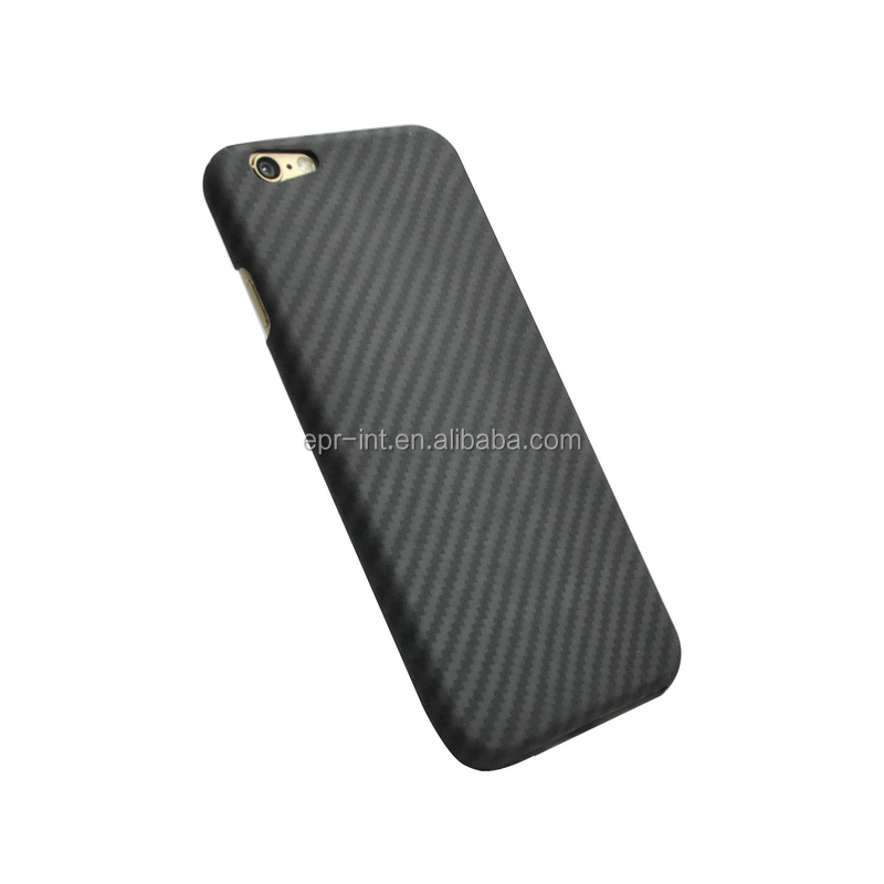 2015 Newest Hot Sale Kevlar Smart Phone Case for iPhone 6