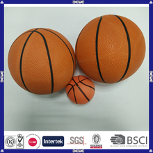 China manufacturercustom logo promotional best selling mini basketball