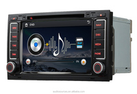 autoradio touch screen 2 din car dvd players gp for Toureg 2006-2009 ,T5/Multivan 2007-2011 with IPAS, OPS, parking video AS-710
