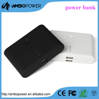 new arrival 10400mah portable mobile power bank