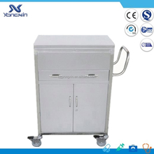Stainless Steel Hospital Medical Airtight Aseptic Delivery Trolley/Cart (YXZ-S3)