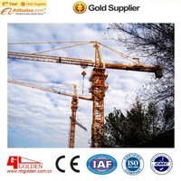 Foshan manufacturer price 7030 Tower Crane for sale grua torre