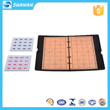 indoor game interesting chinese magnetic chess with en71