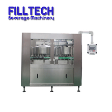 Aluminum beverage energy automatic filling soft drinks can production line