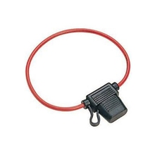 ul1015 12v waterproof auto automotive mini blade inline car fuse holder