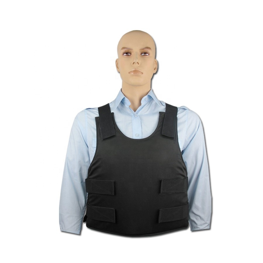 Fashionable Concealable Bullet Proof Vest Kevlar Vest For Police And  Military , Buy Bullet Proof Vest,Kevlar Vest,Concealable Vest Product on