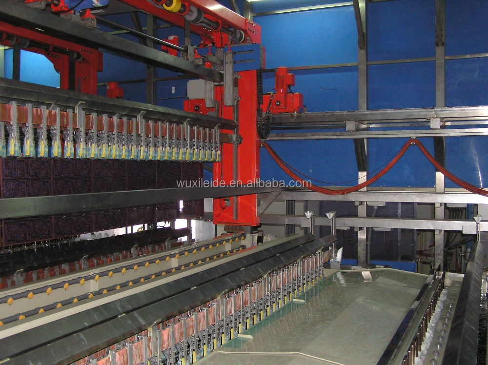 VCP Plating Line