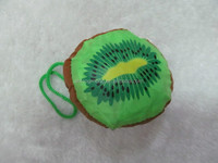Easy Carry grocery shopping tote bag in kiwi fruit shape