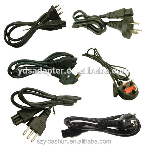 hot new design 3 pin connector 10 A 250V power cord U.S.A. North American series power cord with UL ,C-UL,CSA certification