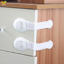 Baby <strong>Safety</strong> Locks Proof Cabinets, Drawers, Appliances, Toilet Seat, Fridge and Oven Uses 3M Adhes