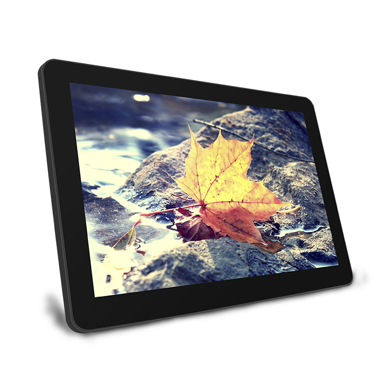 flat screen wall mounted android tablet 15.6 inch with wifi for advertising