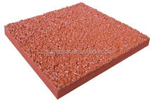 Self-leveling Synthetic Athletic Running Track Material
