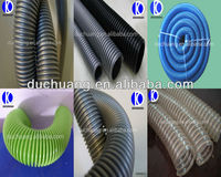 Plastic polyamide nylon flexible wire cable conduit
