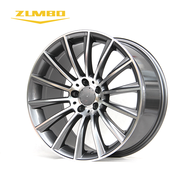 Zumbo F6423 19X9.5 inch gunmetal machined face and lip 19