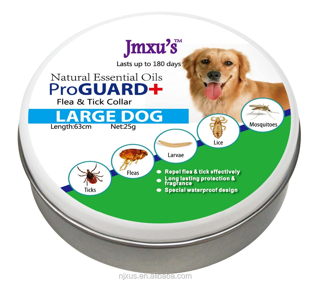 Whole Price Long Lasting Anti Fleas & Ticks Fragrance PVC Collar for Dogs & Puppies