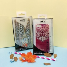 retail smart phone case packaging plastic box
