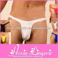 Sexy White European Men Underwear Wholesale